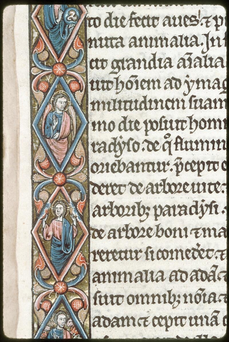 Tours, Bibl. mun., ms. 0030, f. 003 - vue 3