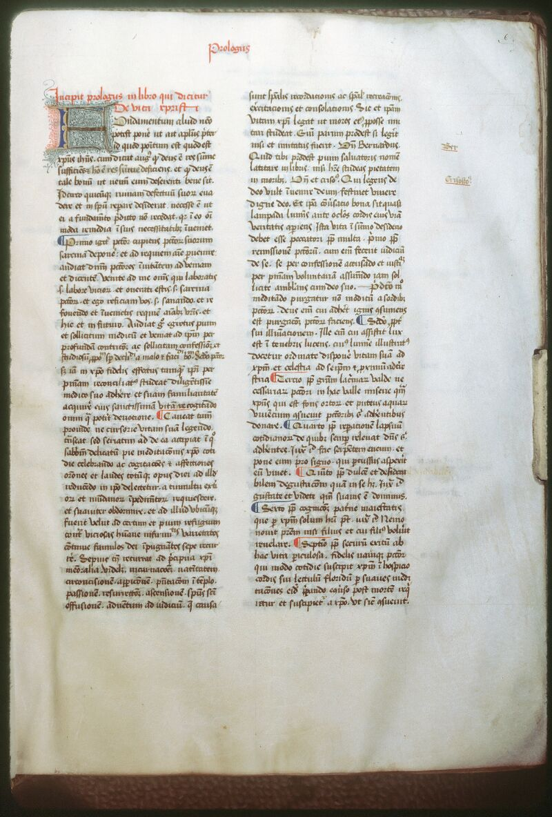 Tours, Bibl. mun., ms. 0047, f. 006