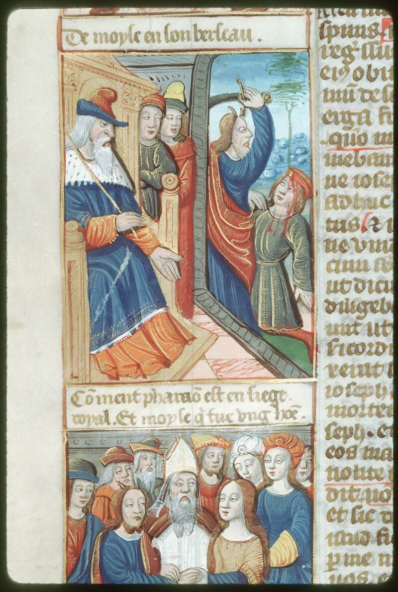 Tours, Bibl. mun., ms. 0052, f. 048v - vue 3