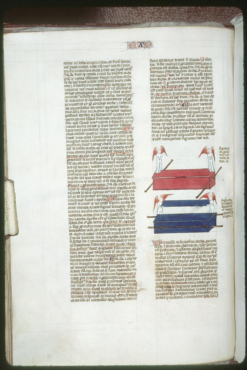 Tours, Bibl. mun., ms. 0052, f. 073v - vue 1