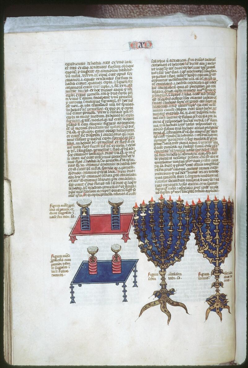 Tours, Bibl. mun., ms. 0052, f. 074v - vue 1