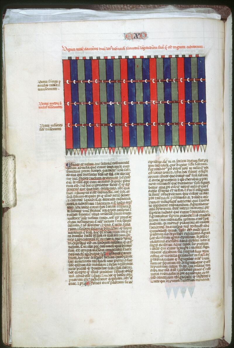Tours, Bibl. mun., ms. 0052, f. 076v - vue 1