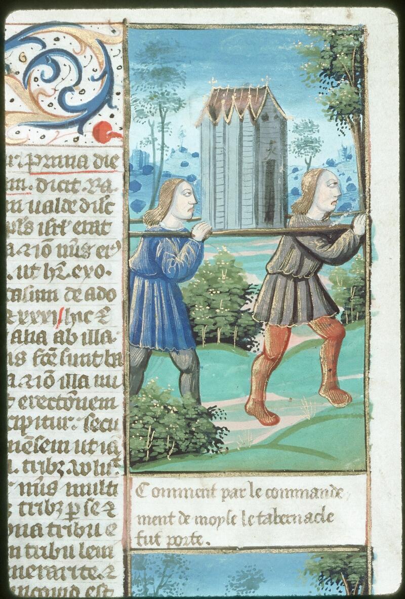 Tours, Bibl. mun., ms. 0052, f. 106 - vue 2