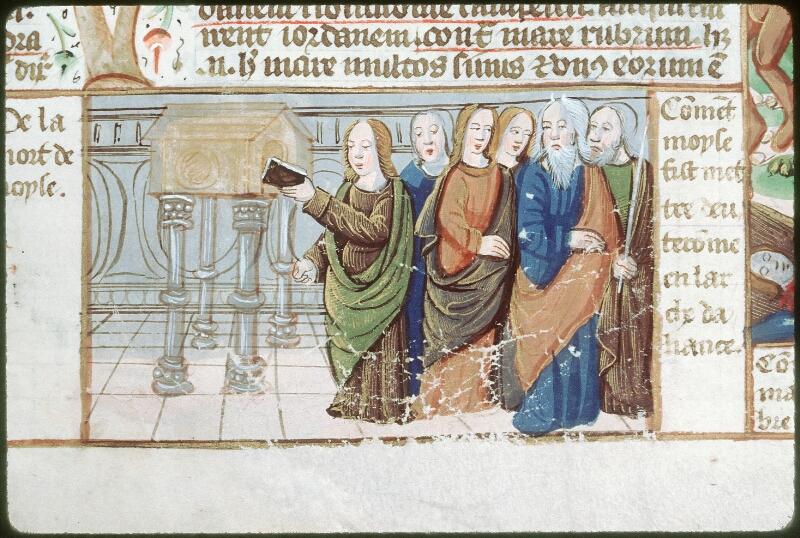 Tours, Bibl. mun., ms. 0052, f. 129 - vue 6