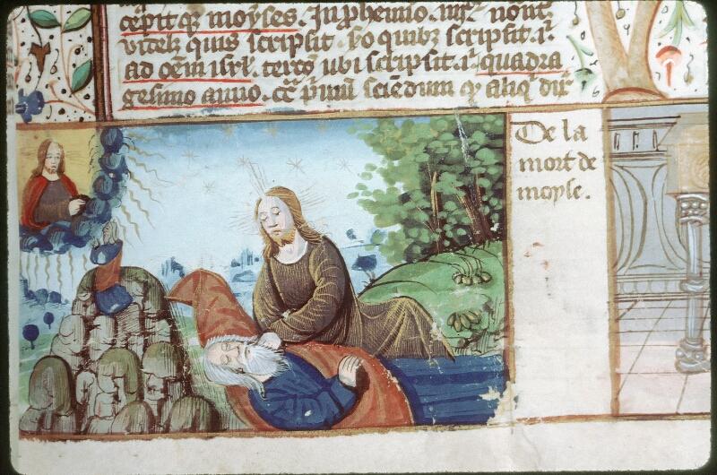 Tours, Bibl. mun., ms. 0052, f. 129 - vue 7