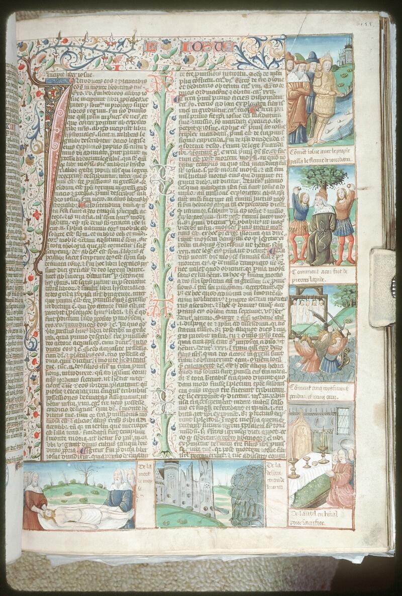 Tours, Bibl. mun., ms. 0052, f. 153 - vue 1