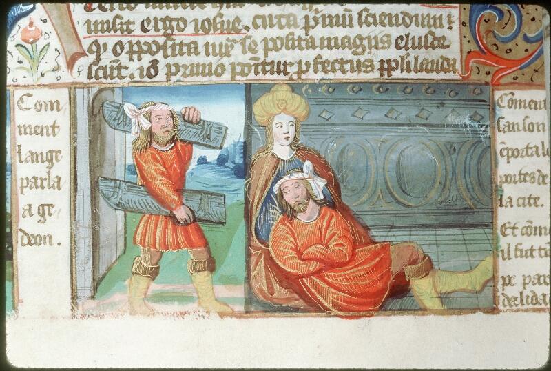 Tours, Bibl. mun., ms. 0052, f. 167v - vue 7