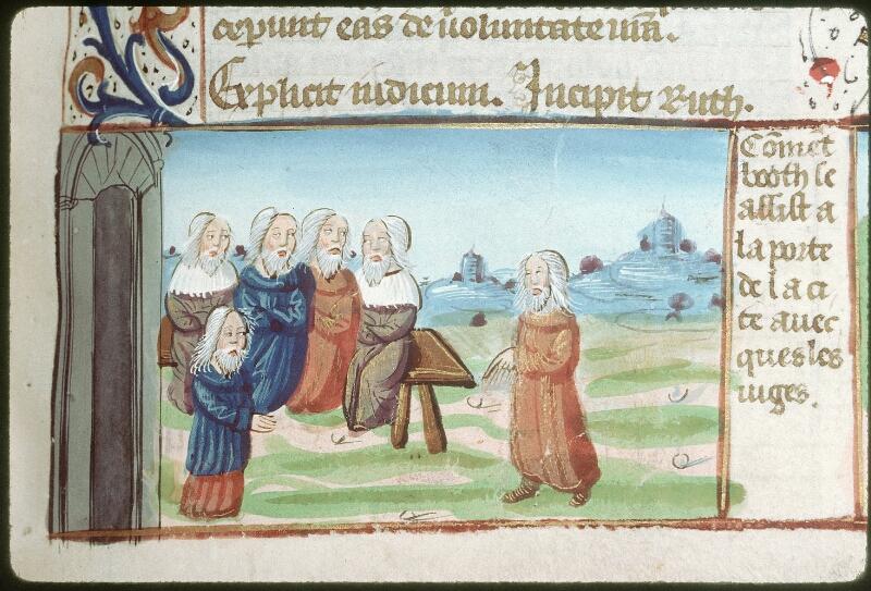 Tours, Bibl. mun., ms. 0052, f. 182 - vue 7