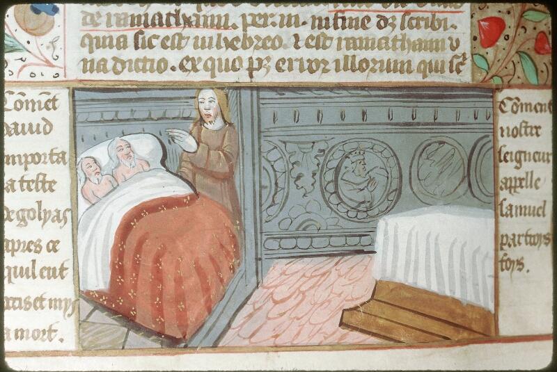 Tours, Bibl. mun., ms. 0052, f. 184v - vue 7
