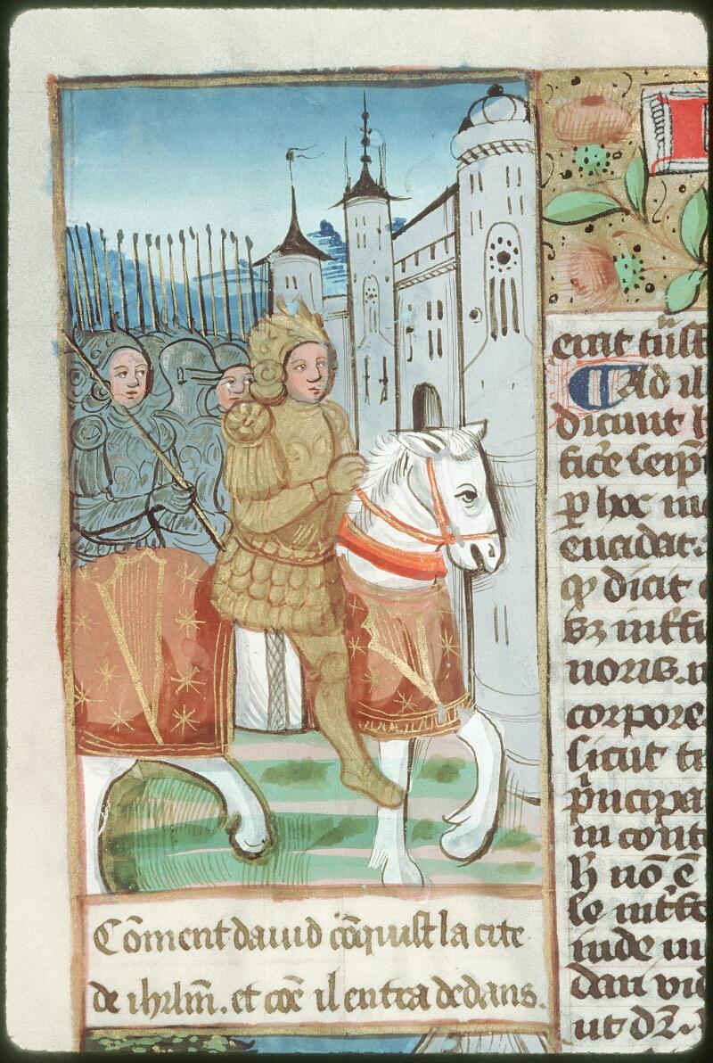 Tours, Bibl. mun., ms. 0052, f. 209v - vue 2