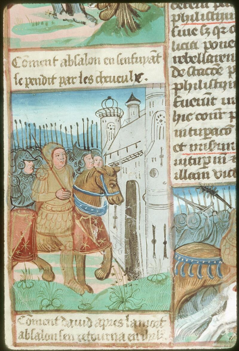 Tours, Bibl. mun., ms. 0052, f. 209v - vue 5