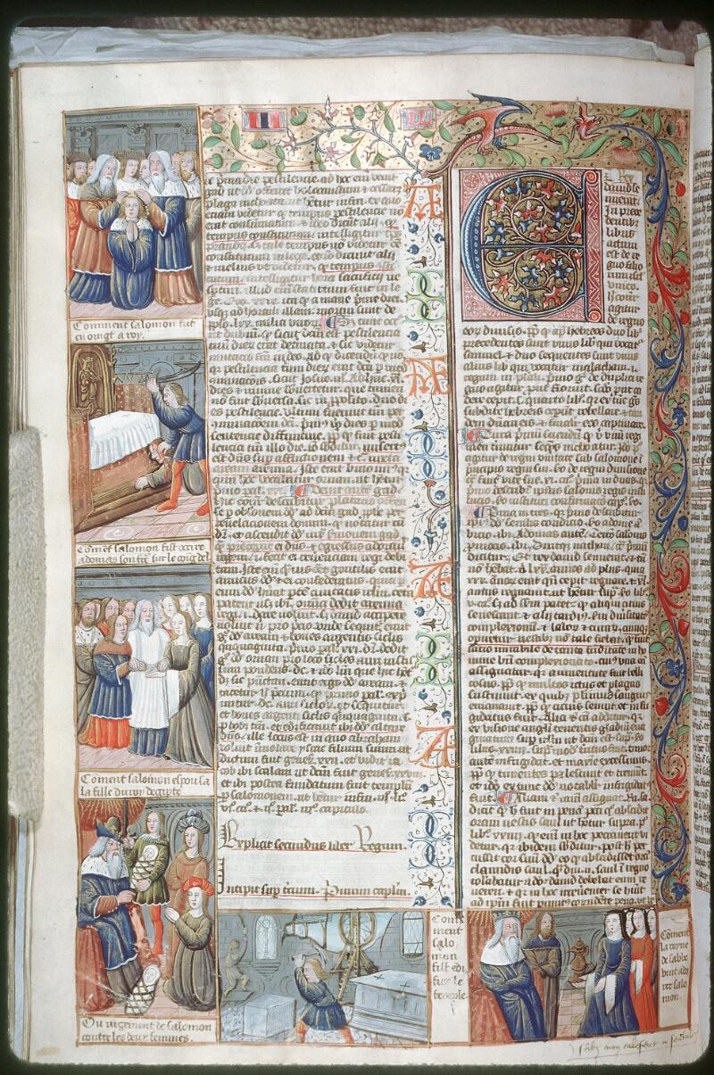Tours, Bibl. mun., ms. 0052, f. 228v - vue 1