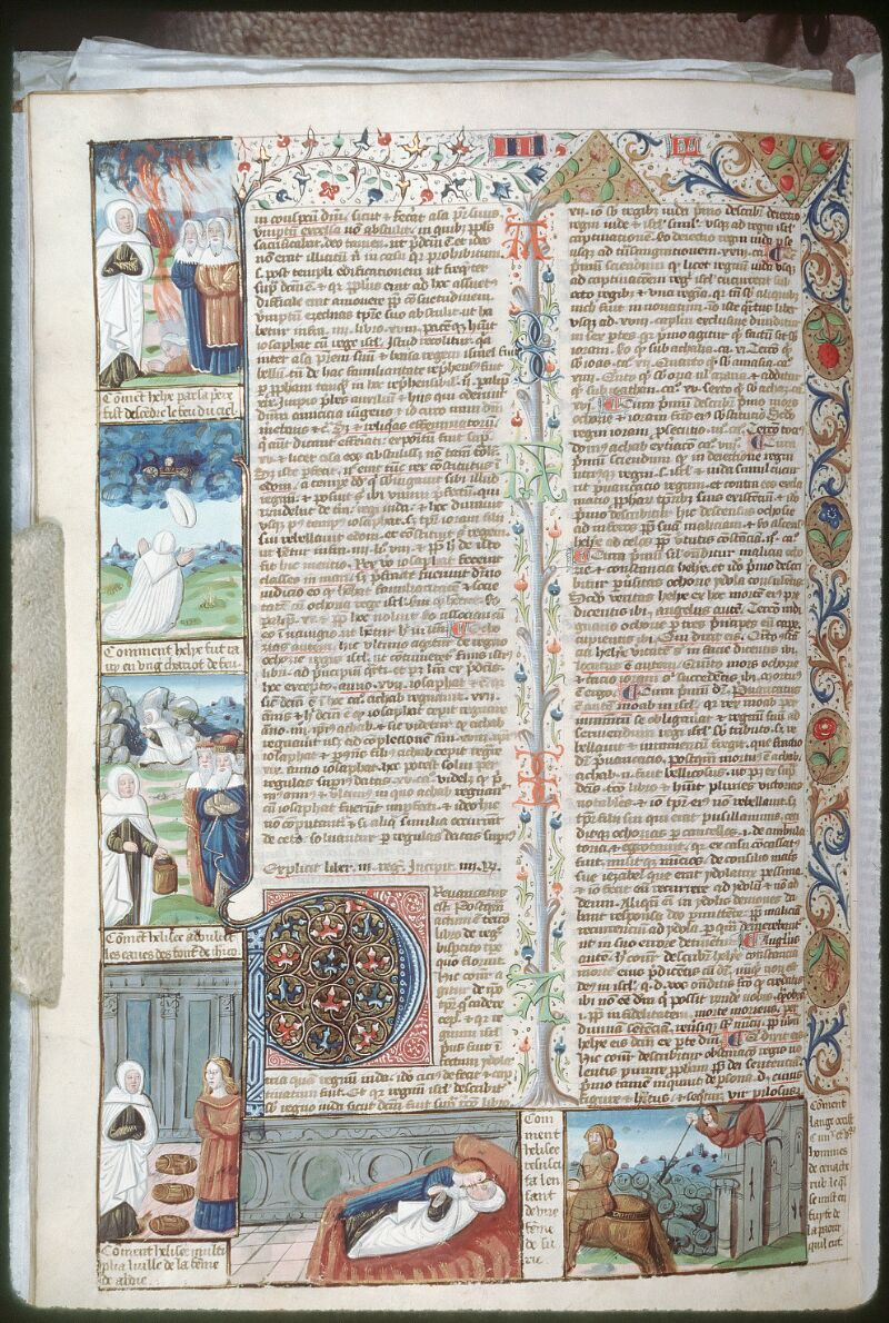 Tours, Bibl. mun., ms. 0052, f. 250v - vue 1