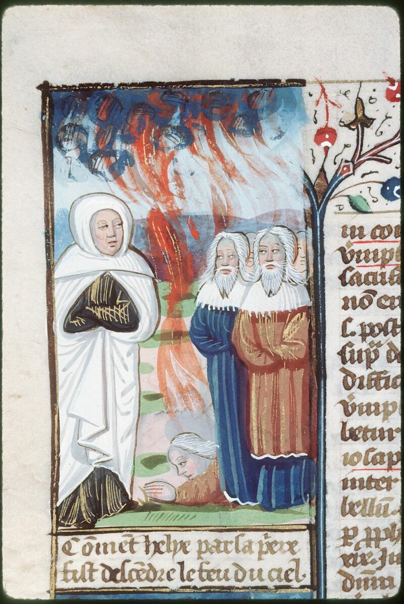 Tours, Bibl. mun., ms. 0052, f. 250v - vue 2