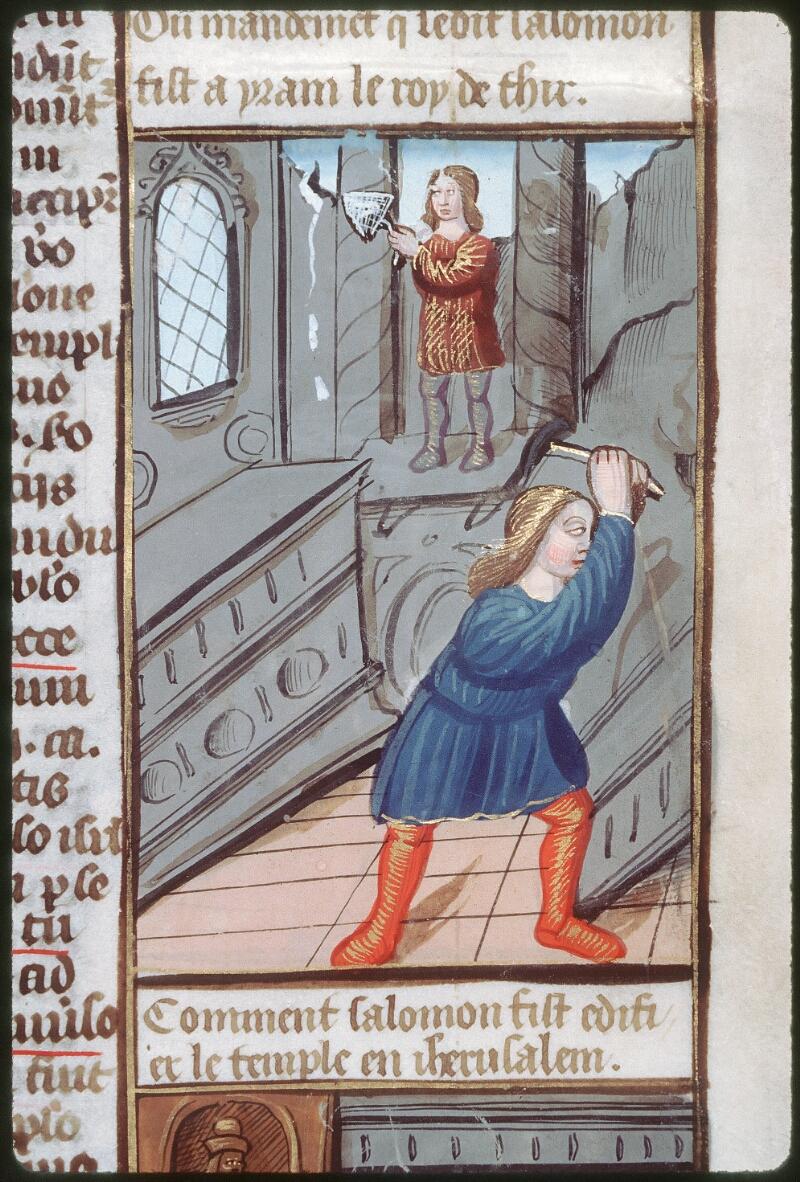 Tours, Bibl. mun., ms. 0052, f. 281 - vue 4