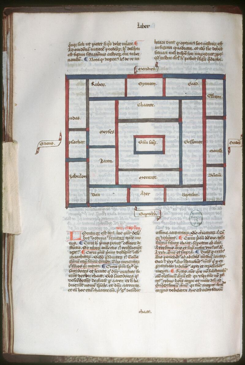 Tours, Bibl. mun., ms. 0053, f. 128v