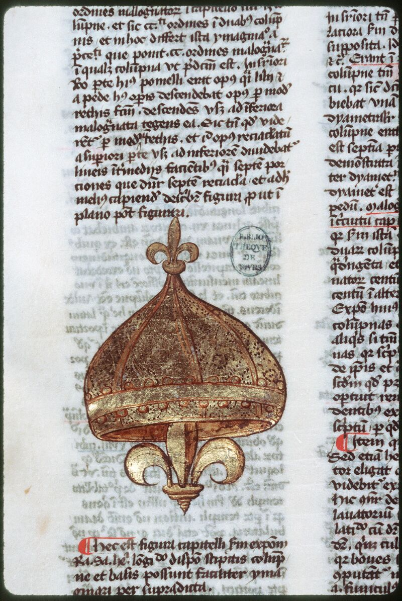 Tours, Bibl. mun., ms. 0053, f. 278v