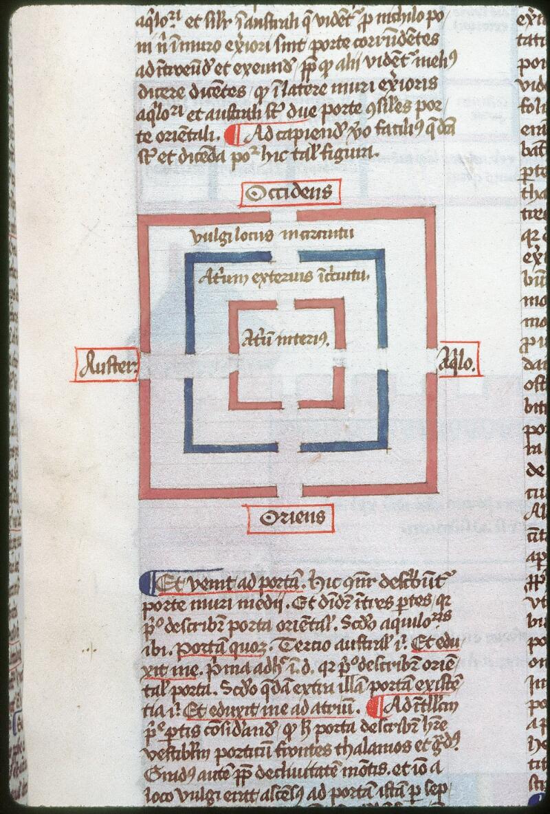 Tours, Bibl. mun., ms. 0054, f. 240