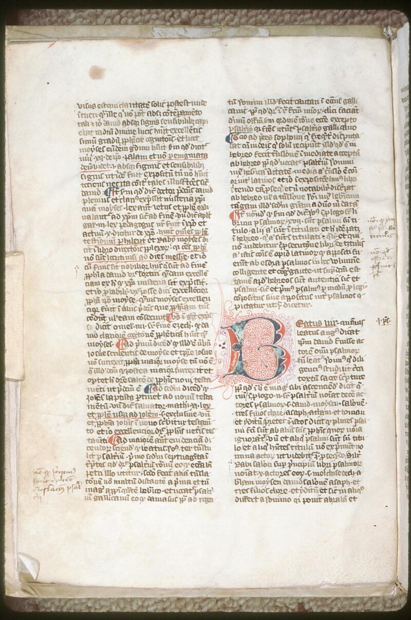 Tours, Bibl. mun., ms. 0064, f. 003v