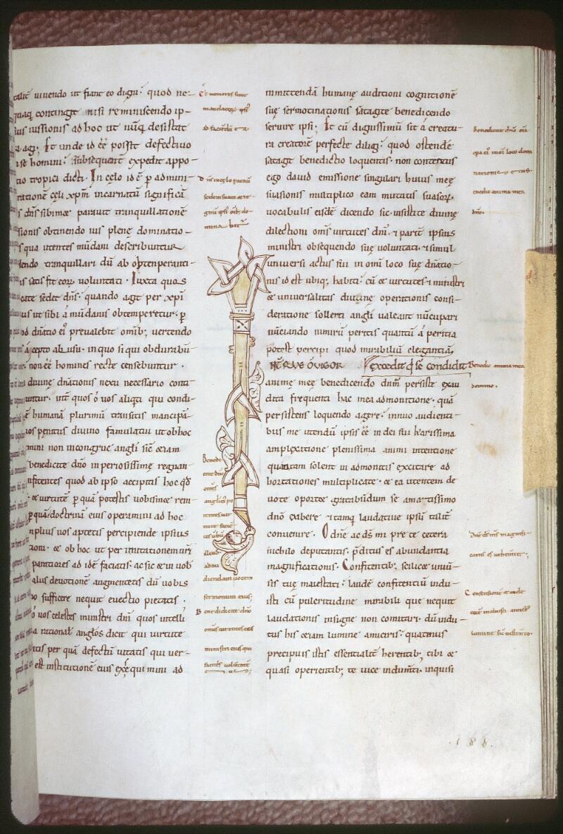 Tours, Bibl. mun., ms. 0090, f. 188
