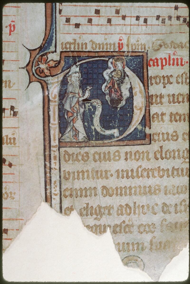 Tours, Bibl. mun., ms. 0149, f. 001 - vue 2