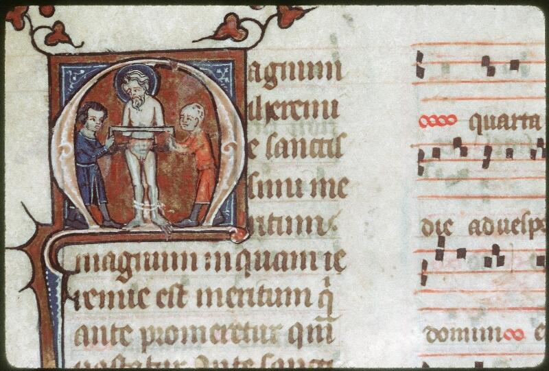 Tours, Bibl. mun., ms. 0149, f. 252 - vue 2