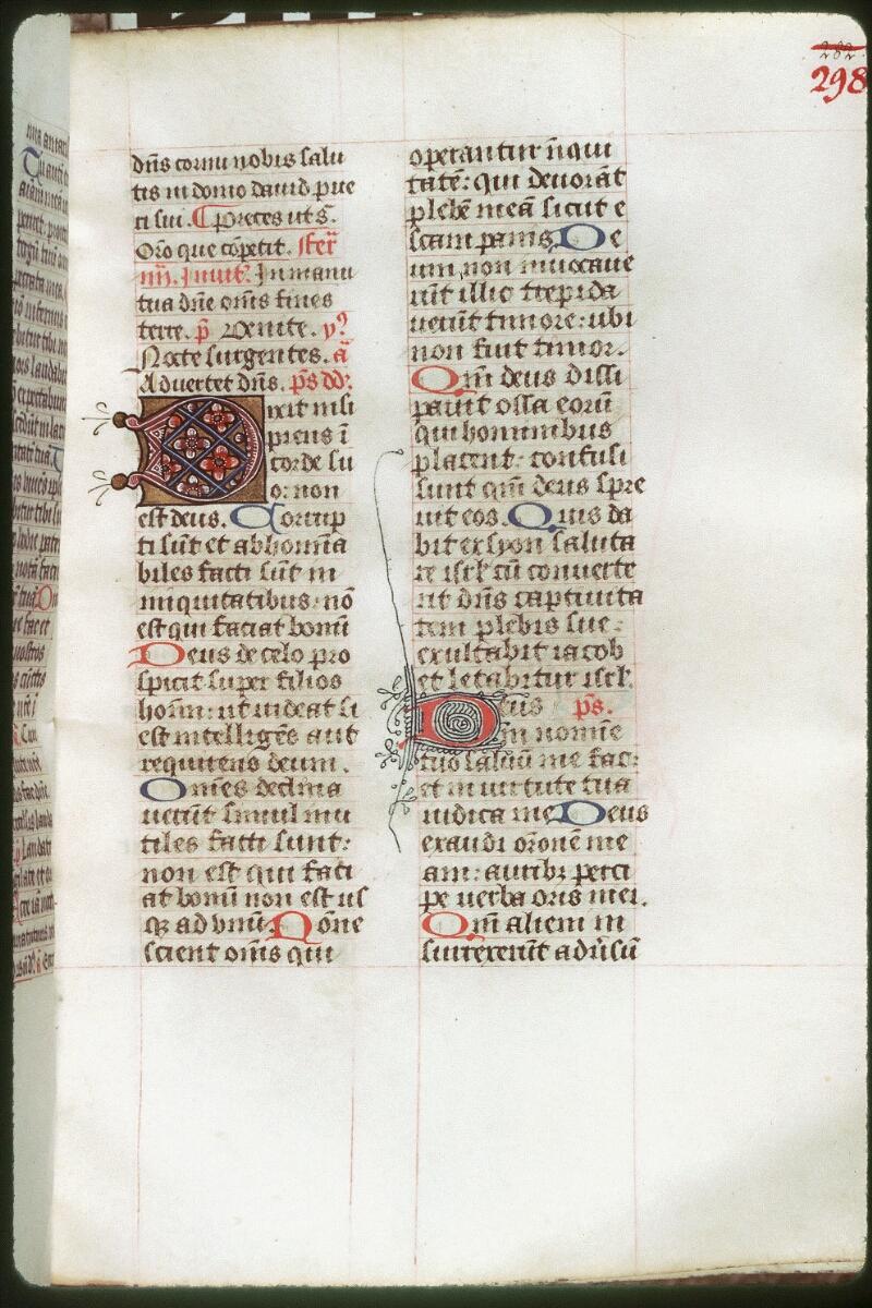 Tours, Bibl. mun., ms. 0150, f. 298