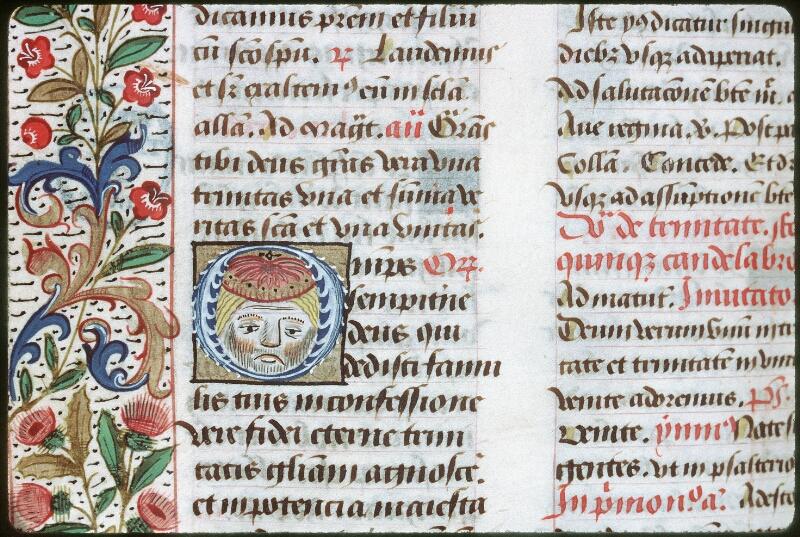 Tours, Bibl. mun., ms. 0151, f. 144v - vue 2