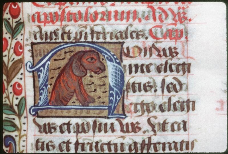 Tours, Bibl. mun., ms. 0151, f. 498 - vue 1
