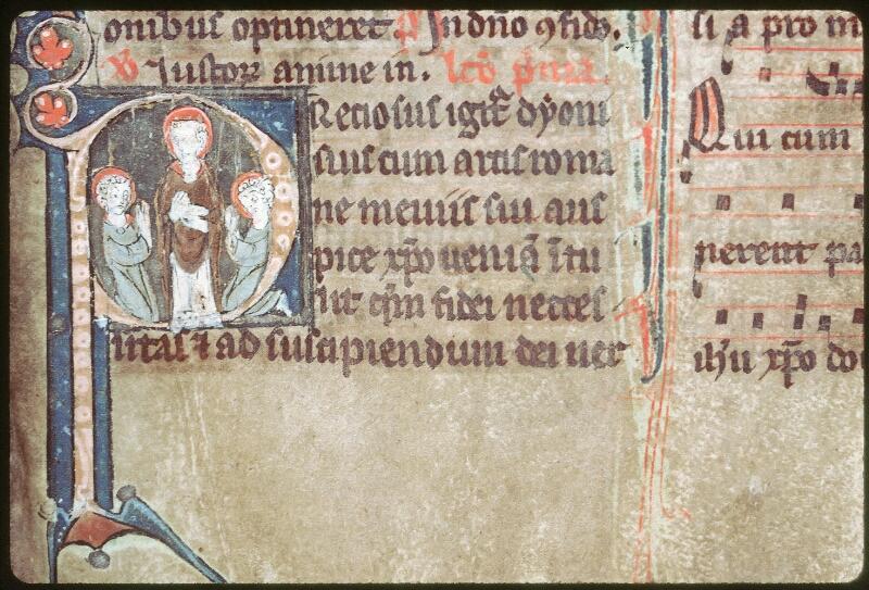 Tours, Bibl. mun., ms. 0153, f. 164 - vue 2