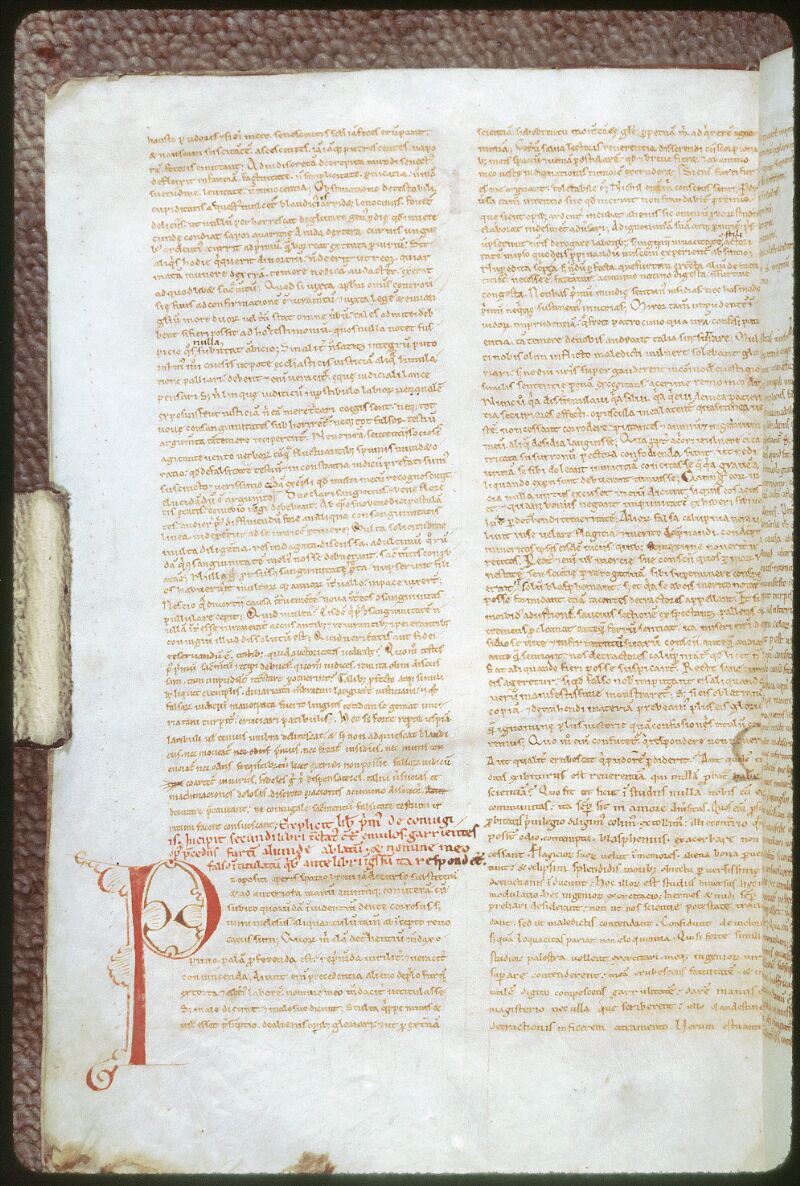 Tours, Bibl. mun., ms. 0085, f. 190v