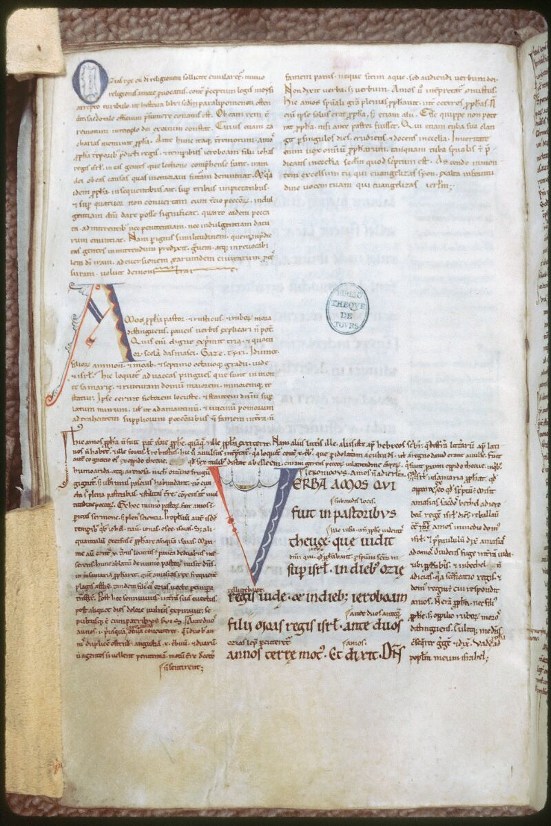 Tours, Bibl. mun., ms. 0101, f. 027v