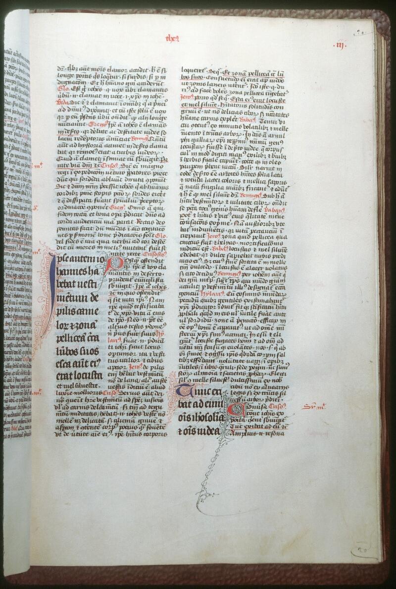 Tours, Bibl. mun., ms. 0109, f. 020