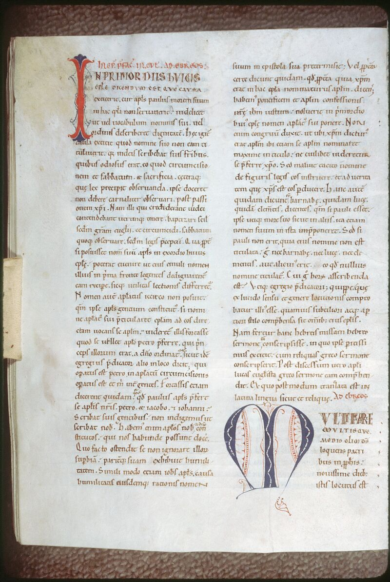 Tours, Bibl. mun., ms. 0114, f. 164v