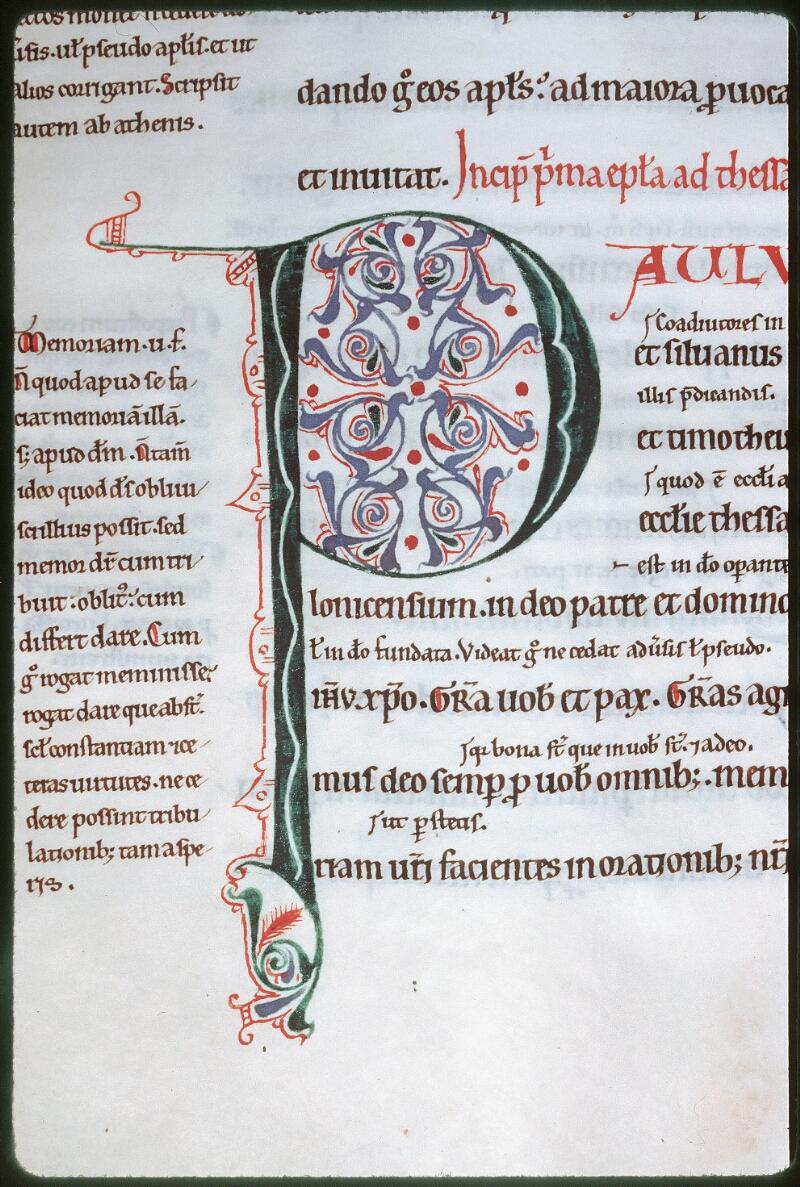 Tours, Bibl. mun., ms. 0116, f. 152v - vue 2