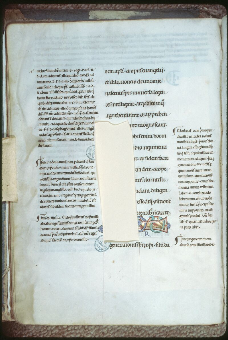 Tours, Bibl. mun., ms. 0117, f. 014v