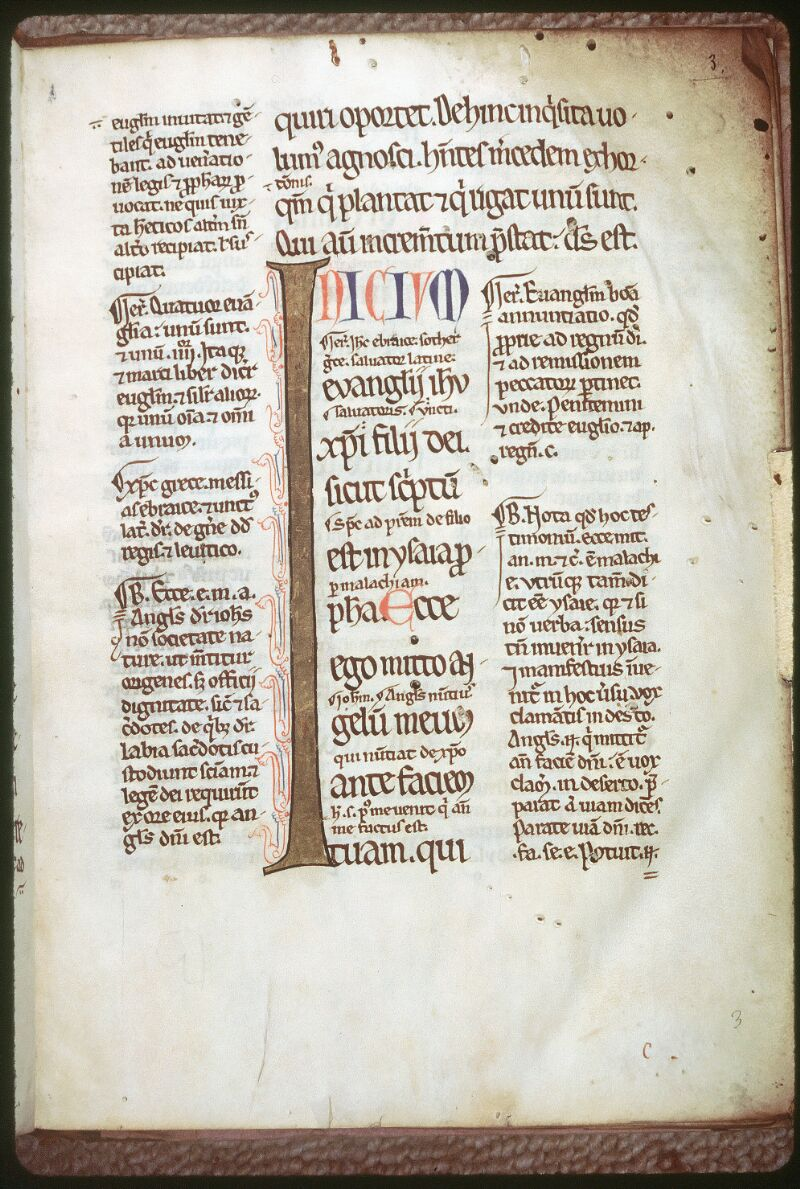 Tours, Bibl. mun., ms. 0123, f. 003