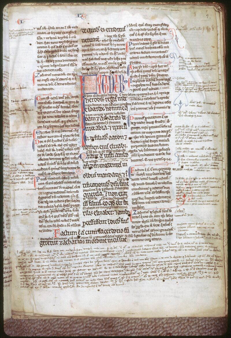 Tours, Bibl. mun., ms. 0128, f. 002