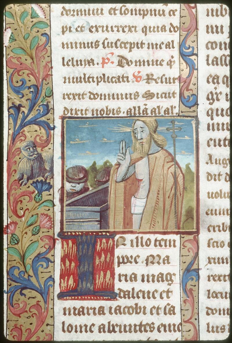 Tours, Bibl. mun., ms. 0147, f. 142v - vue 2