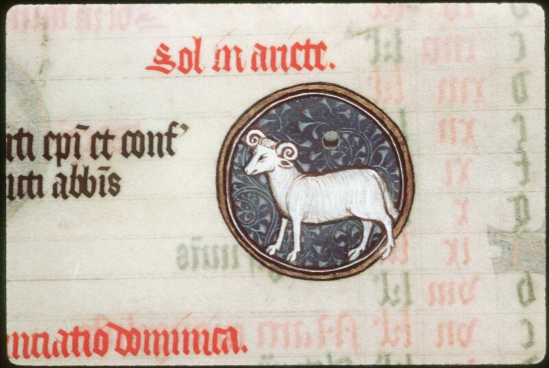 Tours, Bibl. mun., ms. 0185, f. 002 - vue 3