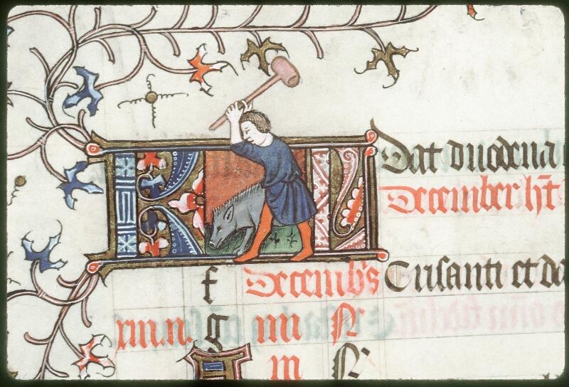 Tours, Bibl. mun., ms. 0185, f. 006v - vue 2