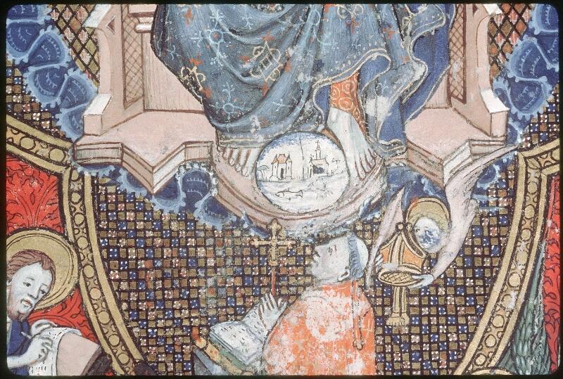 Tours, Bibl. mun., ms. 0185, f. 154 - vue 3