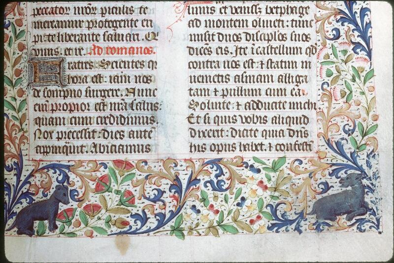 Tours, Bibl. mun., ms. 0186, f. 015 - vue 2