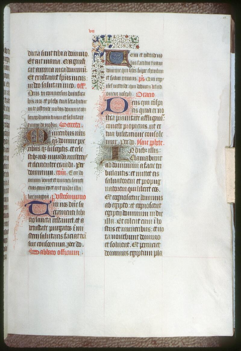 Tours, Bibl. mun., ms. 0189, f. 013