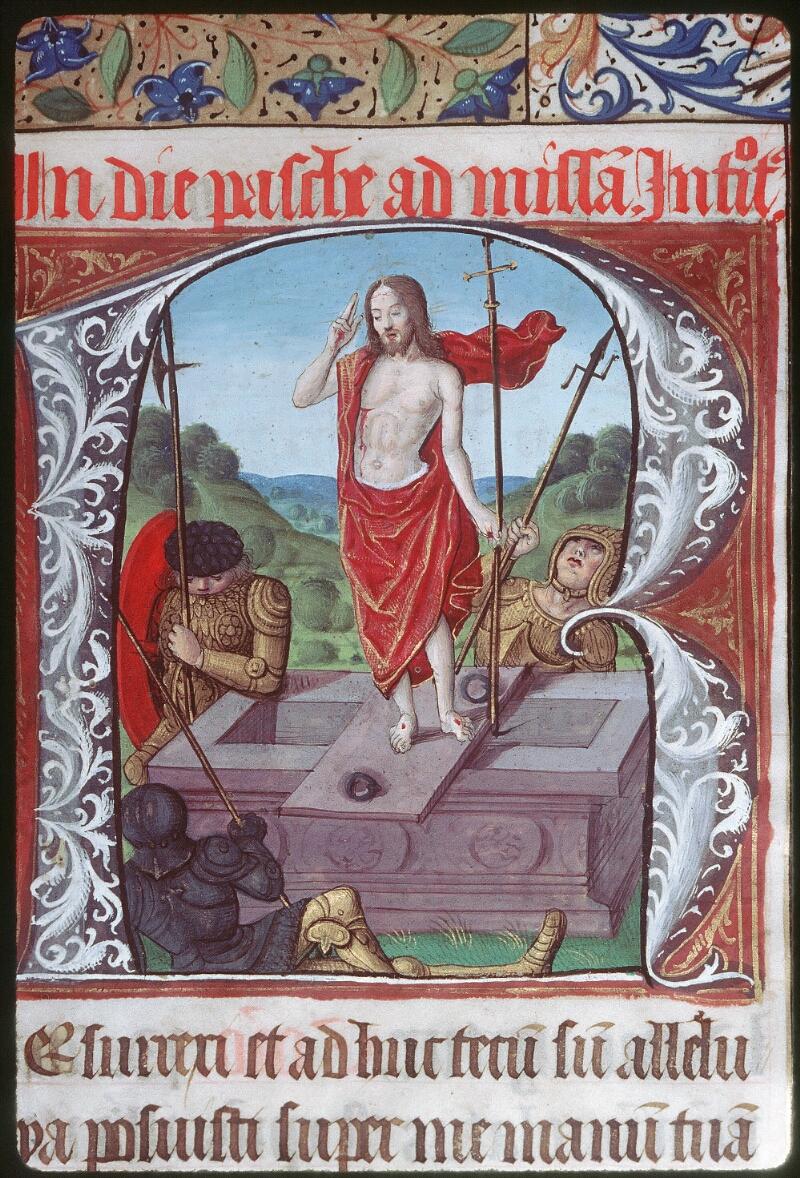 Tours, Bibl. mun., ms. 0190, f. 114 - vue 2