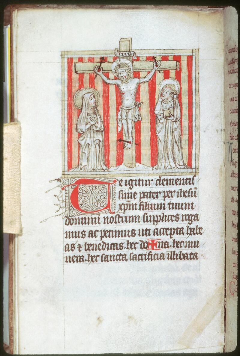 Tours, Bibl. mun., ms. 0192, f. 022v - vue 1