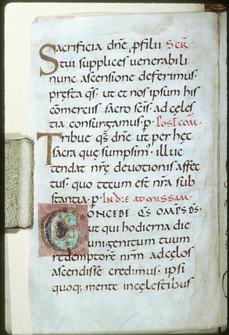 Tours, Bibl. mun., ms. 0196, f. 151v