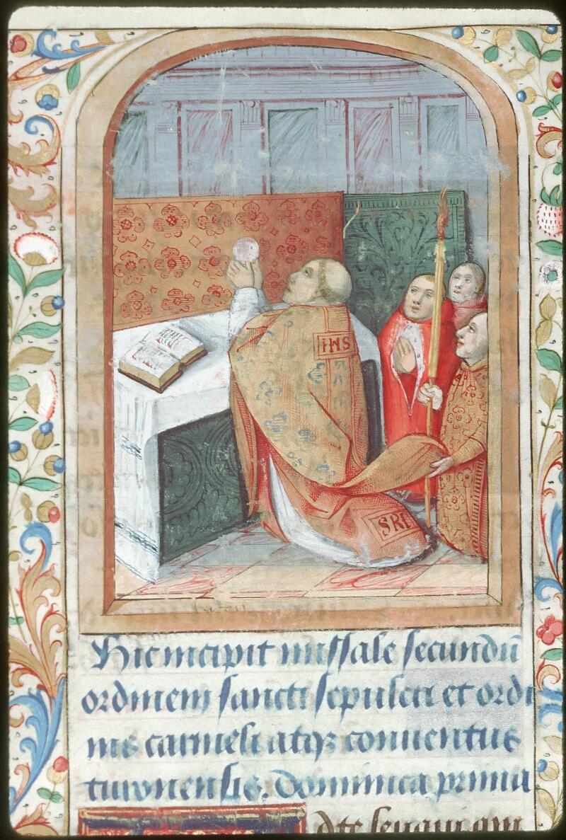 Tours, Bibl. mun., ms. 0197, f. 007 - vue 2