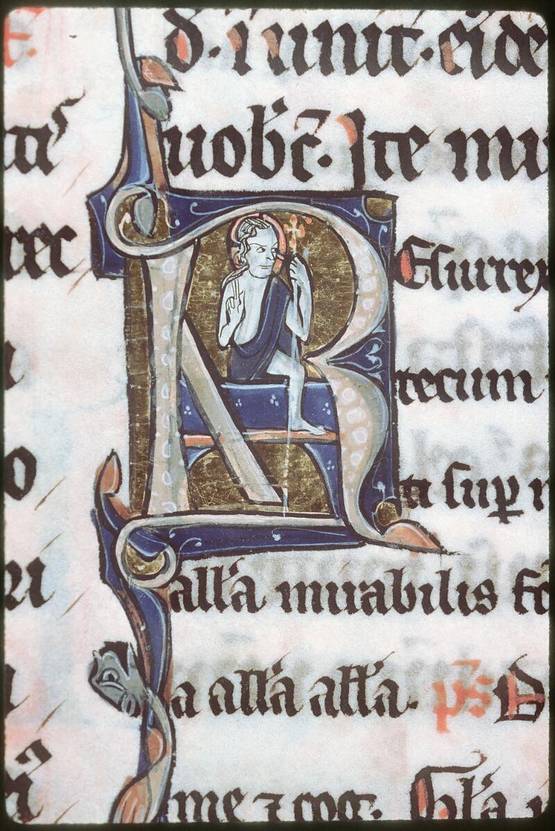 Tours, Bibl. mun., ms. 0198, f. 038v - vue 2