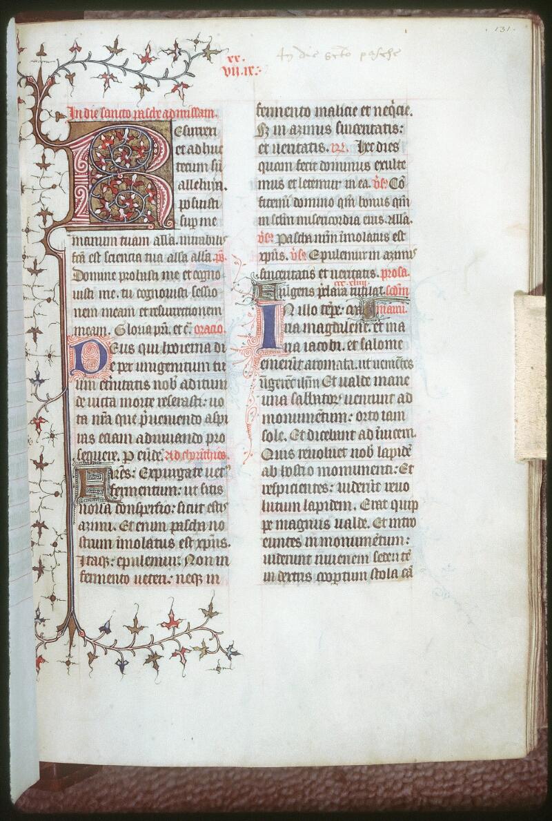 Tours, Bibl. mun., ms. 0199, f. 131